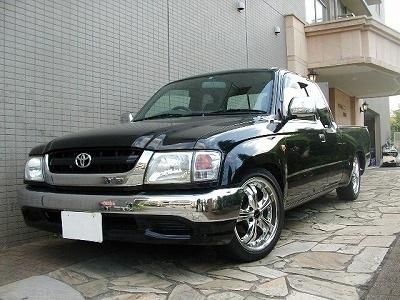 トヨタ ハイラックス トラック